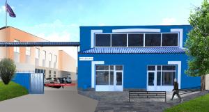 2 главный фасад